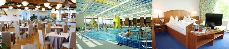 3, 4 o. 7 ÜN im 3* Hotel im Bayerischen Wald inkl. All inclusive Verpflegung+, Wellness, Fitness & Museumsbesuch ab 129€ p.P.