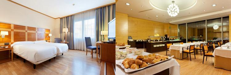 2   4 ÜN im 4* Hotel in Valencia inkl. Frühstück, Flüge, Sauna & Spa ab 189€ p. P.