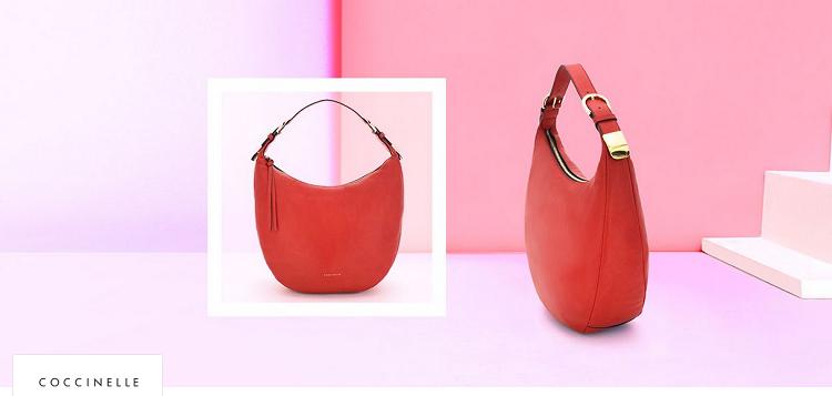 Coccinelle Taschen und Brieftaschen bei Vente Privee mit bis zu 58% Rabatt