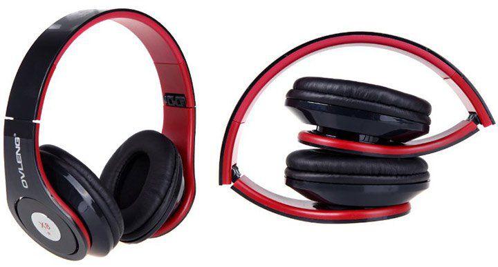 OVLENG X8 Faltbarer 3,5mm Kopfhörer mit Mic für 9,10€