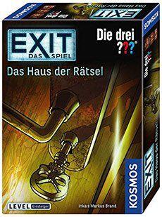 EXIT – Kennerspiel des Jahres