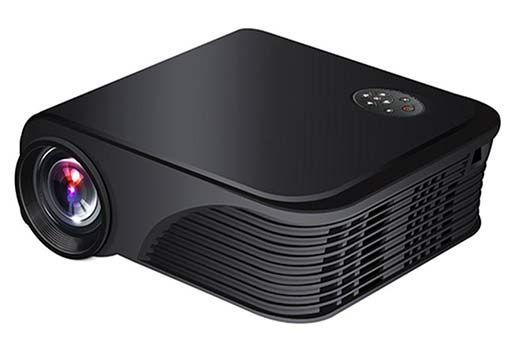 S320 LED Beamer mit 1200LM, HDMI, VGA für ~52,60€ (statt 76€)
