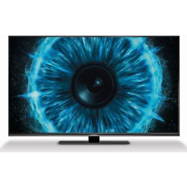 Grundig IMMENSA 55GUB9773   55 Zoll UHD WLan Smart TV mit twin triple Tuner für 577€