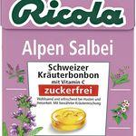 Preisfehler? 20er Pack Ricola Salbei ohne Zucker für 10,98€
