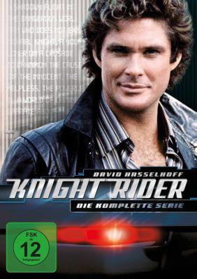 Vorbei! Knight Rider   Die komplette Serie (DVD) für 23,22€