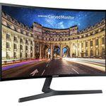 Samsung LC24F396FHUXEN – 23,5″ FullHD-Monitor für 129€ (statt 151€)