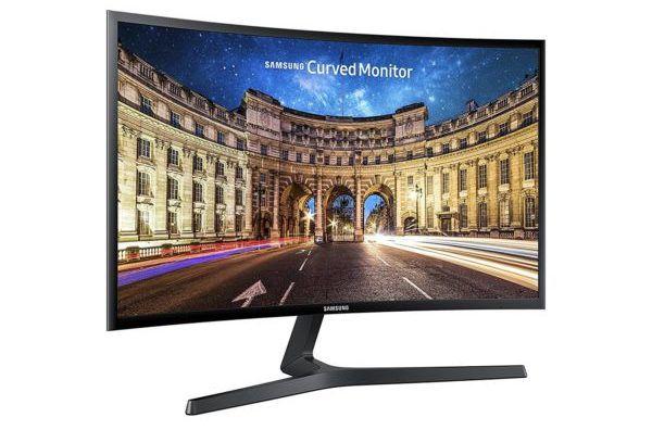 Samsung C24F396FHU   23,5 FullHD curved Monitor für 115€ (statt 139€)
