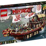 LEGO (70618) Ninjago – Ninja-Flugsegler für 90€ (statt 120€)