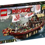 LEGO  (70618) Ninjago – Ninja-Flugsegler für ~90,51€