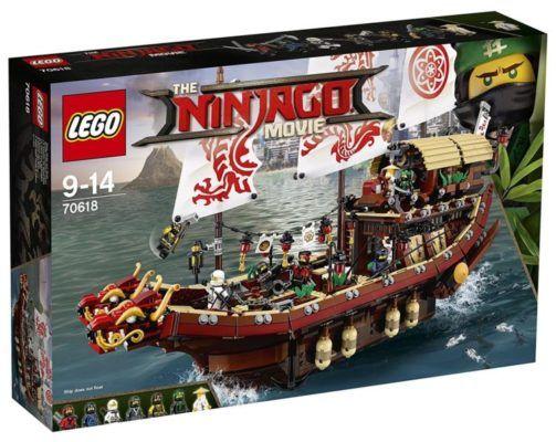 LEGO (70618) Ninjago   Ninja Flugsegler für 90€ (statt 120€)