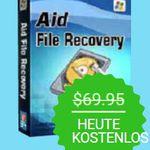 Kostenlos: Aid file recovery 3 – nur bis 10 Uhr