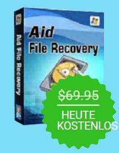 Kostenlos: Aid file recovery 3   nur bis 10 Uhr