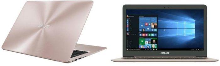 ASUS UX310UQ FC366T   13.3 Zoll Ultrabook mit i5, 256GB SSD u. 1TB HDD statt 940€ für nur 699€