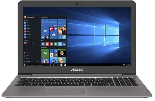 ASUS UX510UW CN058T   15,6 Zoll Gaming Notebook mit 8GB RAM, 256GB SSD, 1TB HDD statt 1.006€ für 899€