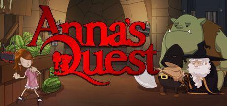 Vorbei   Annas Quest (PC, Mac) für kurze Zeit gratis