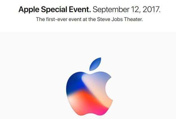 Info: aktuelle Apple Keynote mit der Vorstellung neuer Produkte!