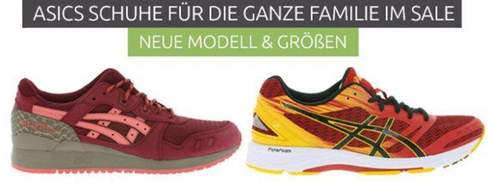 Asics Sale   Laufschuhe u. Sneaker für Damen und Herren ab 38€