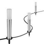 Osram LED Gartenleuchte Lightify Gardenpole mit 5 Spots für 57,90€