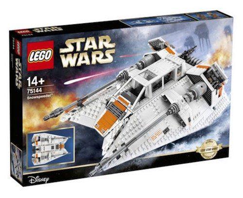 Lego Star Wars   Snowspeeder (75144) für 169,99€ (statt 236€)