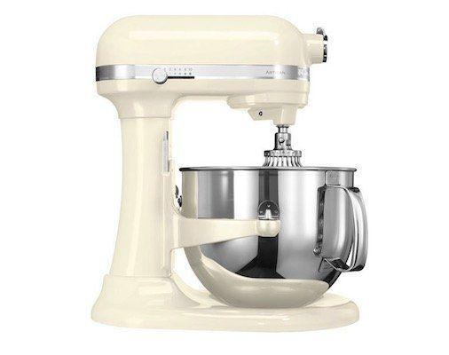 KitchenAid Artisan 5KSM7580XEAC Küchenmaschine ab 595,98€ (statt 679€) + 152,20€ in Superpunkten