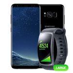 Samsung Galaxy S8 + Samsung Gear Fit 2 für 4,95€ + Vodafone Tarif mit 5GB LTE für 41,99€mtl.