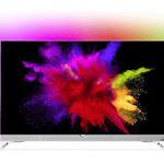 Philips 55POS901F – 55 Zoll OLED 4K Fernseher mit 3-seitigem Ambilight für 1.999€ (statt 2.434€)