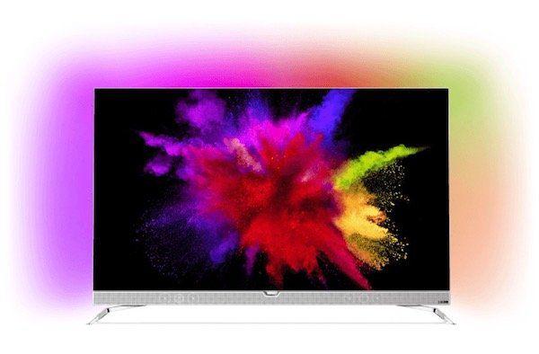 Philips 55POS901F   55 Zoll OLED Fernseher mit 3 seitigem Ambilight für 1.239,89€ (statt 1.727€)