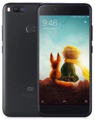 Xiaomi Mi 5X   5,5 Zoll Full HD Smartphone mit Dual Kamera für 176,84€ (statt 198€)