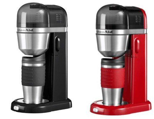 KitchenAid Kaf­fee­ma­schi­ne To Go + Travel Mug für 77€ (statt 91€)