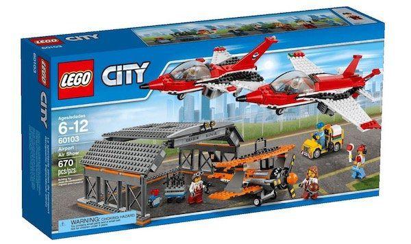 Lego City   Große Flugschau (60103) für 44,95€ (statt 55€)