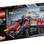 Lego Technic – Flughafen-Löschfahrzeug (42068) für 57,85€ (statt 71€)