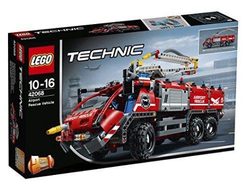 Lego Technic   Flughafen Löschfahrzeug (42068) für 57,85€ (statt 69€)