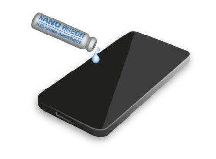 2er Pack ProtectPax   flüssiger Displayschutz für Smartphones und Tablets für 15,94€