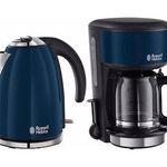 Russell Hobbs Colours Royal Blue Frühstücks-Set (Toaster, Wasserkocher, Kaffeemaschine) für 79,99€ (statt 92€)
