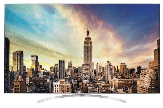 LG OLED 55B7D   55 Zoll 4K Fernseher für 1.799€ + 250€ Gutschein