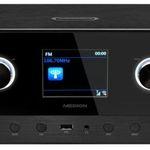 Medion Life P85111 WiFi Internet Radio mit 2.1 Soundsystem für 111,11€ (statt 147€)