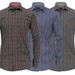 Casamoda Sports Freizeithemden aus Baumwolle bis 7XL für 17,99€ (statt 22€)