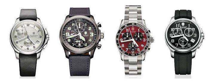 Victorinox Uhren Sale bei vente privee   z.B. Victorinox Swiss Army Officers Herrenuhr für 139,90€ (statt 249€)