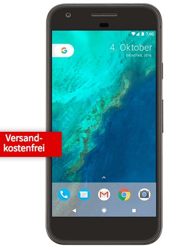 TOP! Vodafone Smart Surf mit 2GB für 14,99€ mtl. + Google Pixel für 49€
