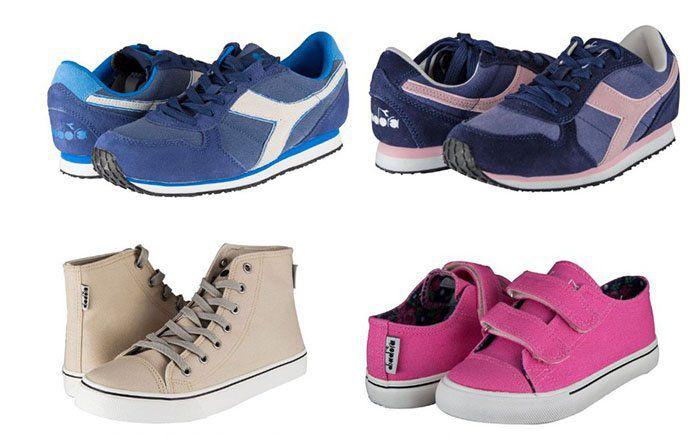Diadora Schuh Sale bei TOP12 + VSK frei   z.B. Diadora K Run C WH Sneaker nur 17,12€ (statt 25€)