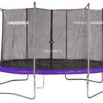 Hudora Fitness Trampolin 400 mit Sicherheitsnetz für 162,88€ (statt 243€)