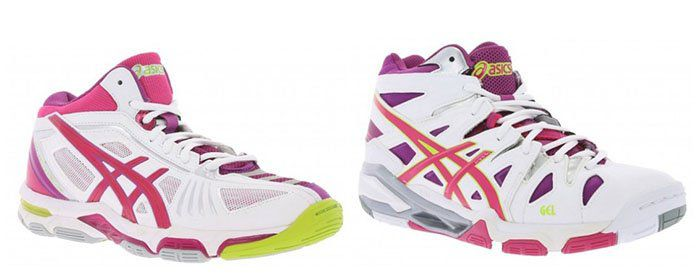 asics Damen Volleyball Schuhe für je 37,99€ (statt 50€)