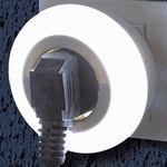Schnell! Heitronic Zwischenstecker mit LED Nachtlicht für 2,99€ (statt 11€)