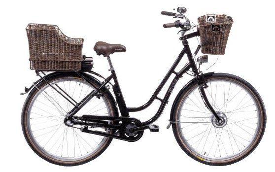 28 Zoll Fischer Retro Alu Elektro Fahrrad ER 1704 S1 ab 849€ (statt 999€)