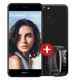 Sparhandy Mega Deals unter 20€ mtl.   z.B. o2 Allnet mit 4GB LTE + Huawei Nova 2 Smartphone + Honor Smartband