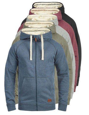 BLEND Speedy   Herren Zipper Hoodies bis Gr. 3XL für je 21,95€