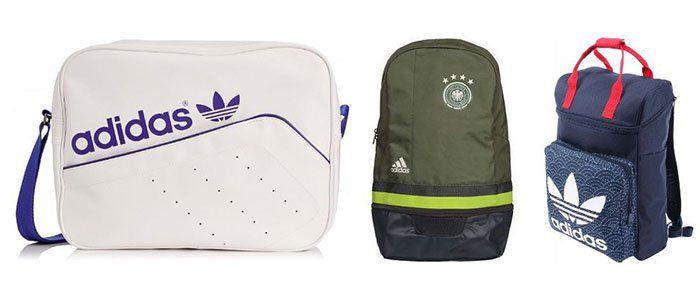 adidas Rucksäcke und Taschen bei TOP12   z.B. adidas Ah5739 DFB Rucksack für 15,12€ (statt 20€)