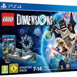 Lego Dimensions: Starter Pack (PS4) für 28,50€ (statt 50€)