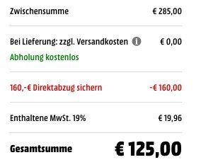 KitchenAid 5KMC4241 ESX Multikocher (700 Watt, Edelstahl) für 125€ (statt 203€)