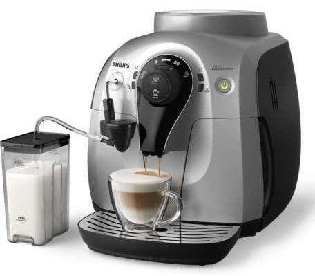 Philips HD8652/51 Easy Cappuccino Kaffeevollautomat für 201,98€ (statt 369€)